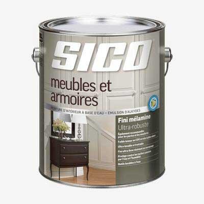 peinture Sico pour meubles et armoires