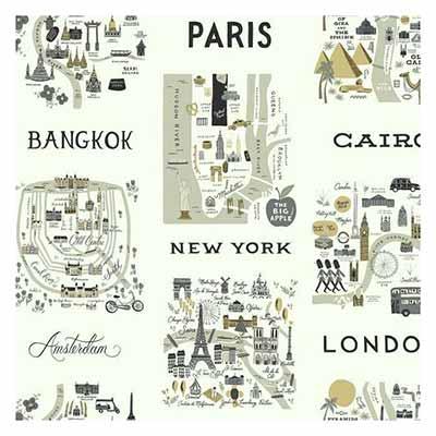 papier-peint voyage